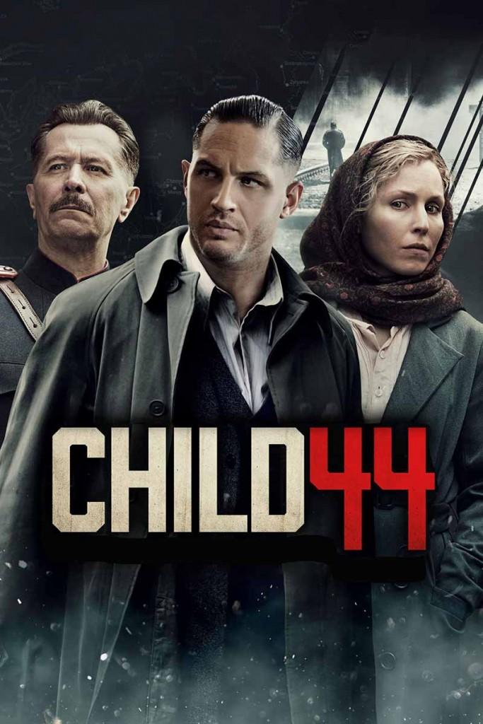 دانلود رایگان فیلم کودک ۴۴ – Child 44 2015