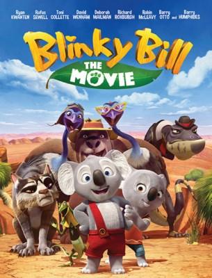 دانلود فیلم Blinky Bill the Movie 2015 با لینک مستقیم