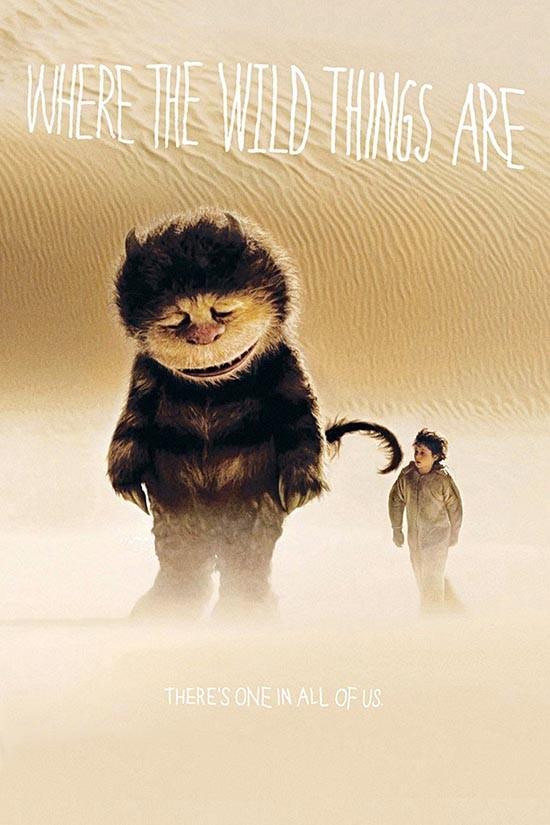 دانلود رایگان فیلم آنجا که موجودات وحشی هستند Where the Wild Things Are 2009 با دوبله فارسی