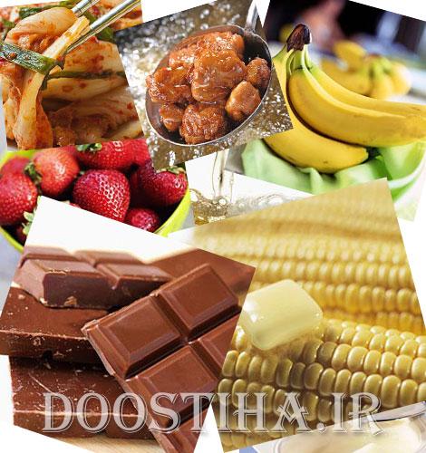 معرفی بهترین و بدترین خوراکی ها و مواد عذایی برای معده
