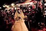 جشن مردگان، استخوانهایی که از قبر خارج میشوند+عکس