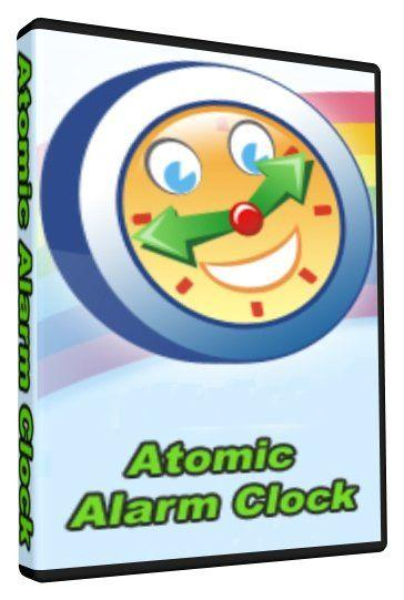 نرم افزار atomic alarm clock