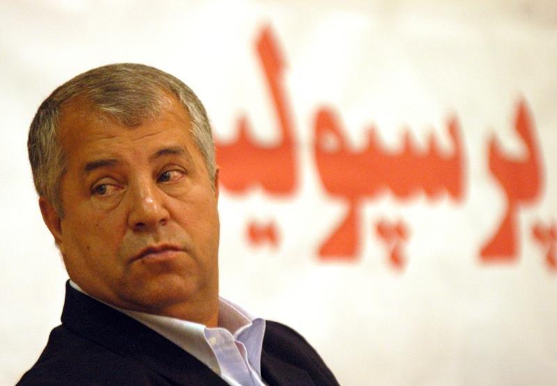 حمله عجیب یک پرسپولیسی دو آتیشه به علی پروین