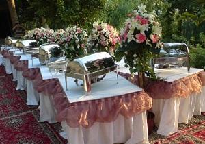 هزینهی 300 میلیونی یک جشن عروسی؟!