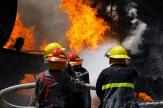 انفجار مواد محترقه 3 خانه را تخریب کرد/پیرمرد 50 ساله زیر آوار جان باخت