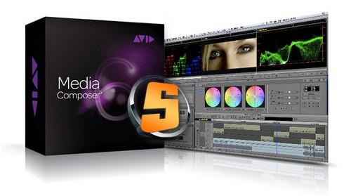 Avid Media Composer 8.5.0 ویرایش مالتی مدیا
