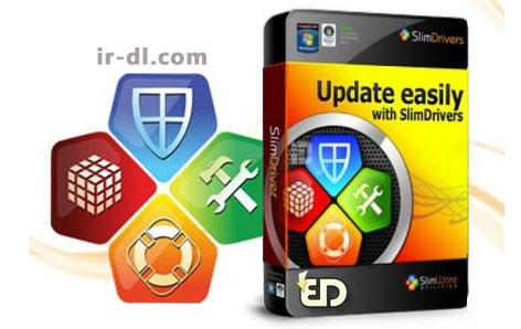 آپدیت درایورهای کامپیوتر با نرم افزار SlimDrivers 2.2.44488