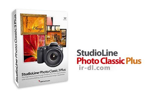 ویرایش حرفه ای تصاویر با نرم افزار StudioLine Photo Classic Plus 3.70.63.0