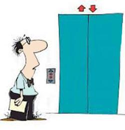 خنده دار ترین کارها تو آسانسور (طنز)