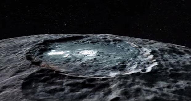 تماشا کنید: پرواز بر فراز سیاره کوتوله سرس