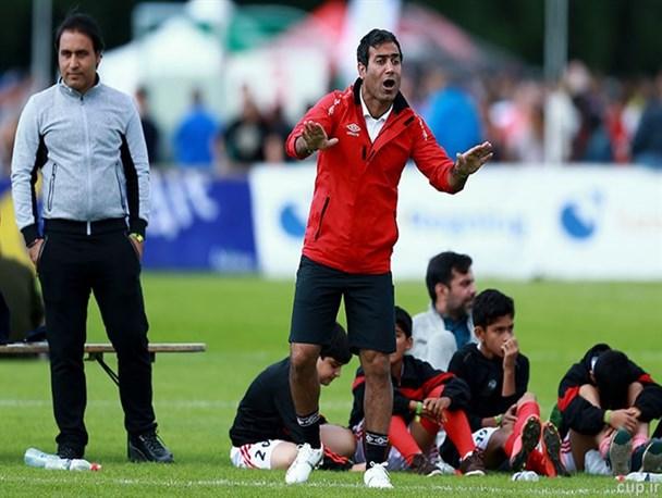 واکنش مهدوی کیا به سرپرستی در فدراسیون فوتبال