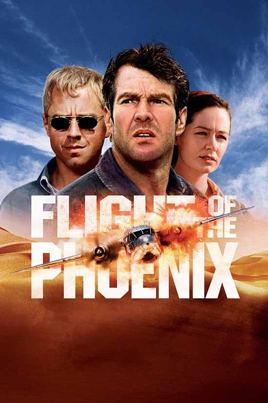 دانلود رایگان فیلم پرواز فونیکس Flight of the Phoenix 2004 با دوبله فارسی