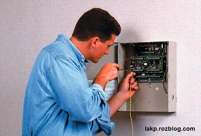 دانلود رایگان pdf آموزش نصب دزدگیر ساختمان طبق استانداردهای فنی و حرفه ای