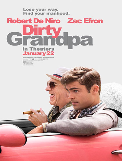دانلود رایگان فیلم Dirty Grandpa 2016