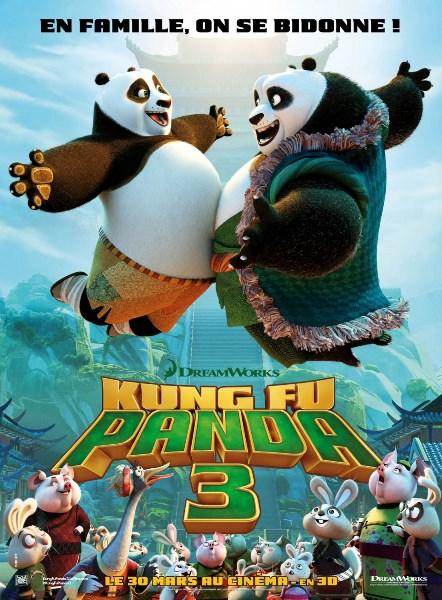 دانلود رایگان انیمیشن پاندای کونگ فو کار 2016 kung fu panda 3