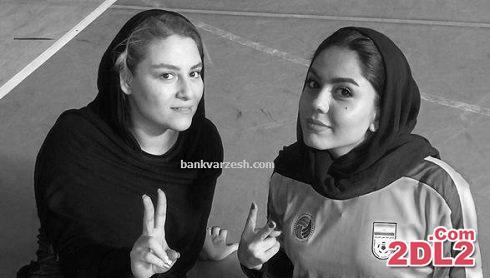 عکس جدید منتشر شده از آزاده زارعی در کنار دختر ناصر حجازی
