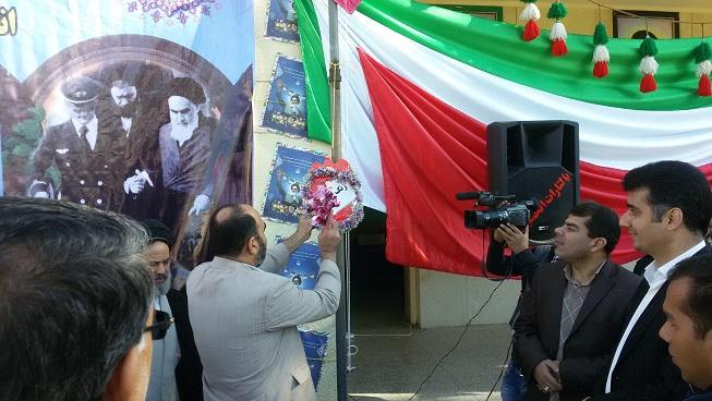 زنگ انقلاب در مدارس فیروزآباد به صدا در آمد