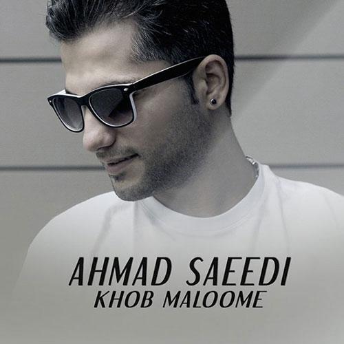دانلود آهنگ جدید احمد سعیدی - خب معلومه
