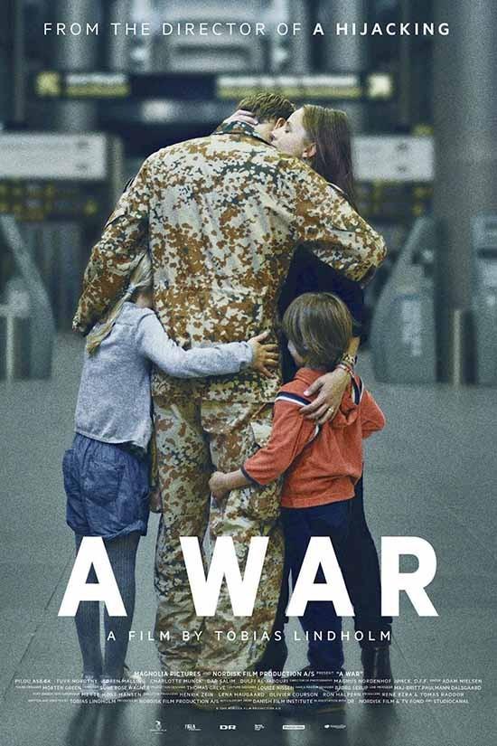 دانلود رایگان فیلم جنگ A War 2015