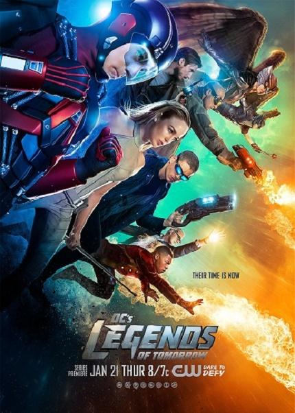 دانلود سریال DCs Legends of Tomorrow با لینک مستقیم