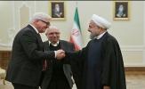 روحانی: باید برای مستحکم کردن پایههای برجام تلاش کنیم/اشتاین مایر: ۸ هیئت بزرگ اقتصادی آلمان در صف