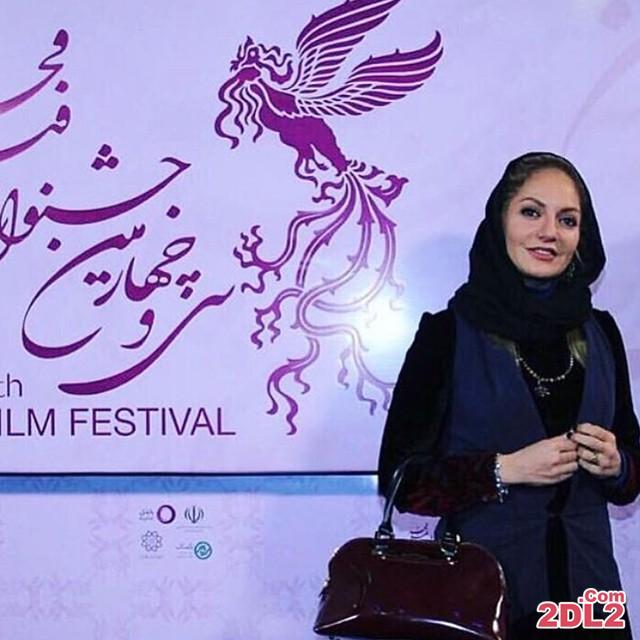 عکس جدید منتشر شده از مهناز افشار در جشنواره فیلم فجر