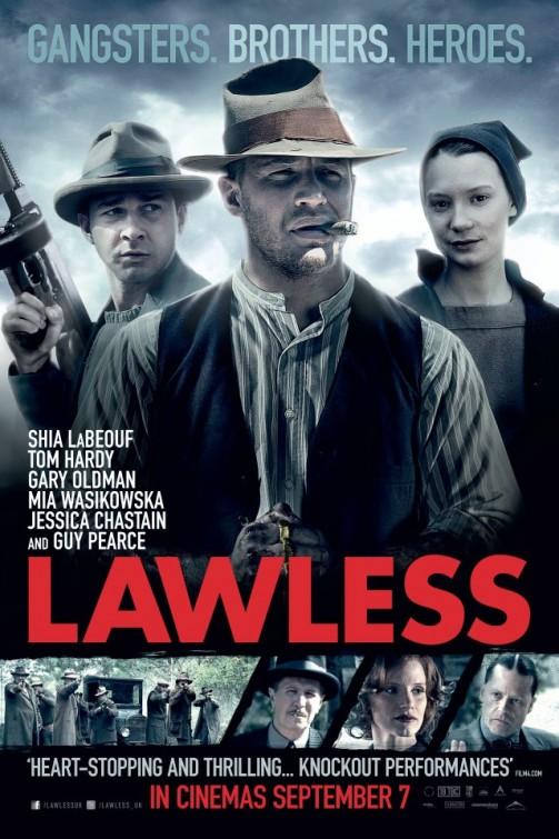 دانلود رایگان فیلم Lawless 2012