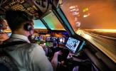 تصاویری جالب از لنز دوربین خلبان بر فراز آسمان