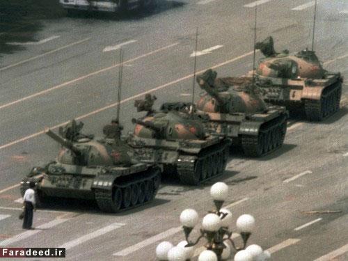 مشهورترین معترضان تاریخ  + عکس