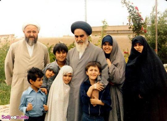 ماجراهای این خانواده محترم، خانواده امام خمینی (ره)