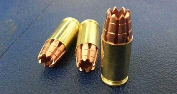 مرگبارترین گلوله اسلحه کمری که تا به حال ندیده اید + ویدیو