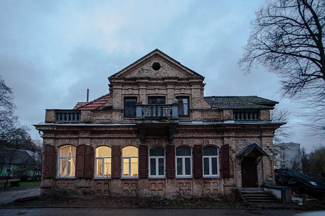 دکوراسیون خانه ای زیبا و کوچک در لیتوانی