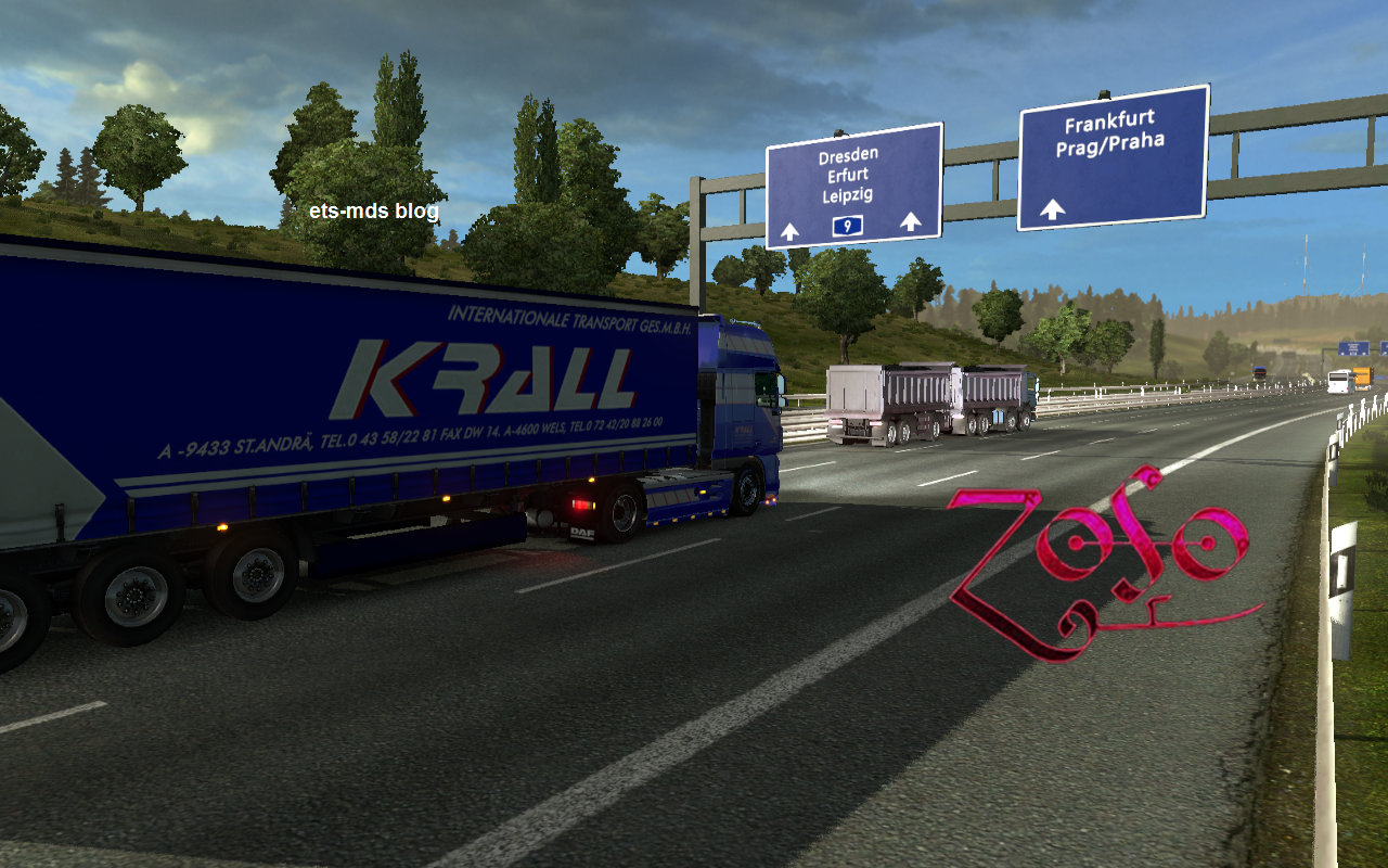 دانلود تریلر فوق العاده krall برای euro truck simulator 2