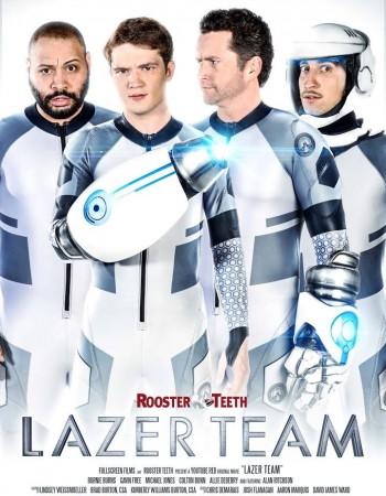 دانلود فیلم Lazer Team 2015
