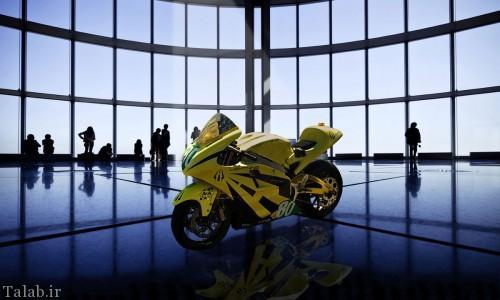 پر سرعت ترین موتور سیکلت های جهان