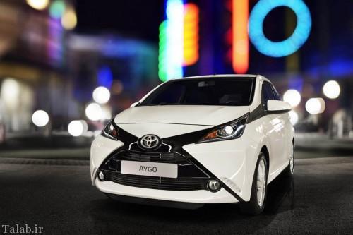 تولید خودروی جدید تویوتا آیگو در جمهوری چک