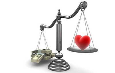 مطالبی در رابطه با پول و خوشبختی