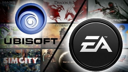 Ubisoft از EA شکایت میکند