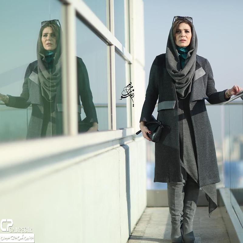 عکسهای سحر دولتشاهی در جشنواره فیلم فجر