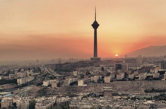 از طهران تا تهران