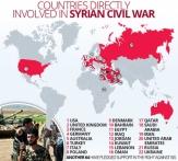 ادعای دیلی استار: خطر جنگ آخرالزمان میان ایران و غرب + نقشه
