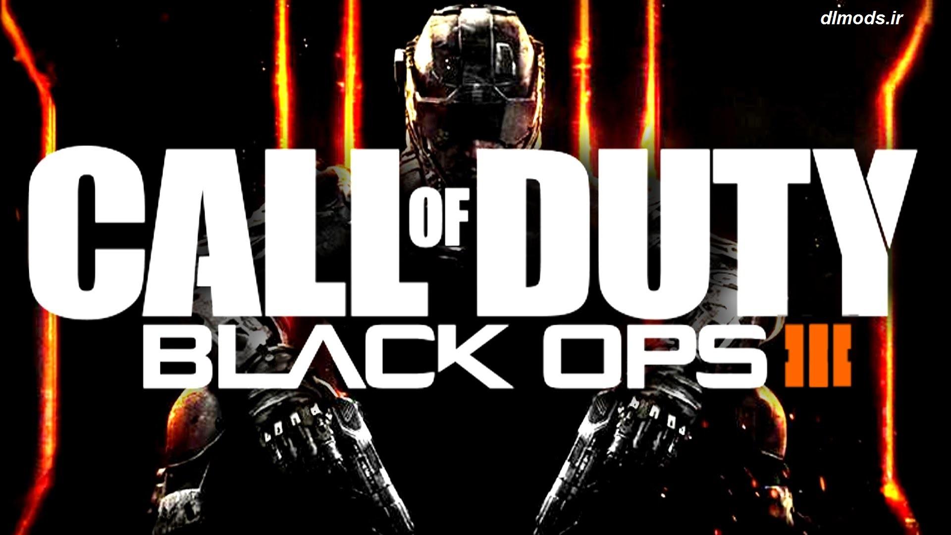 دانلود ترینر بازی Call of Duty Black Ops III