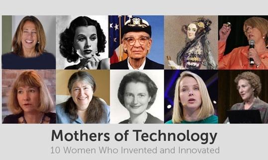 با ۱۰ زن خلاق و مهم تاریخ تکنولوژی آشنا شوید
