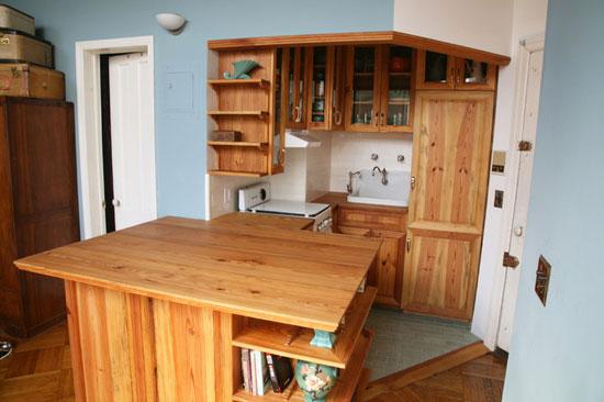 آشپزخانهای شگفت انگیز در کمترین فضا