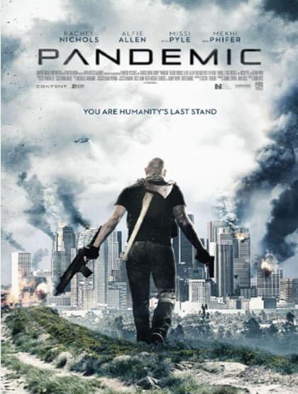 دانلود رایگان فیلم Pandemic 2016