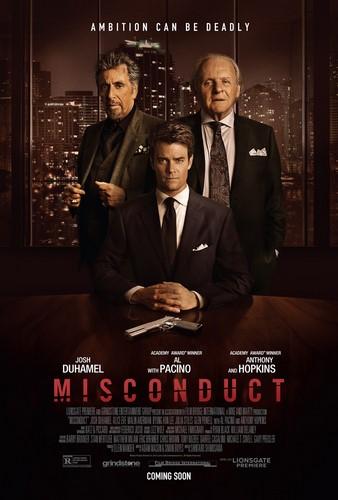 دانلود رایگان فیلم Misconduct 2016