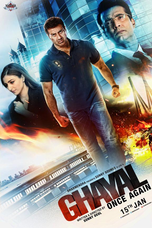 دانلود رایگان فیلم Ghayal Once Again 2016
