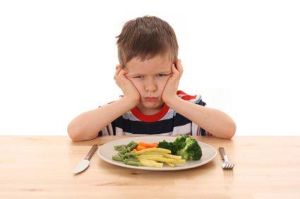 10 دلیل مهم از دست دادن اشتها در کودکان