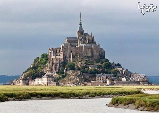 زیباترین قلعه های جهان + عکس