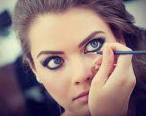 آرایش چشم مخصوص شب با 8گام